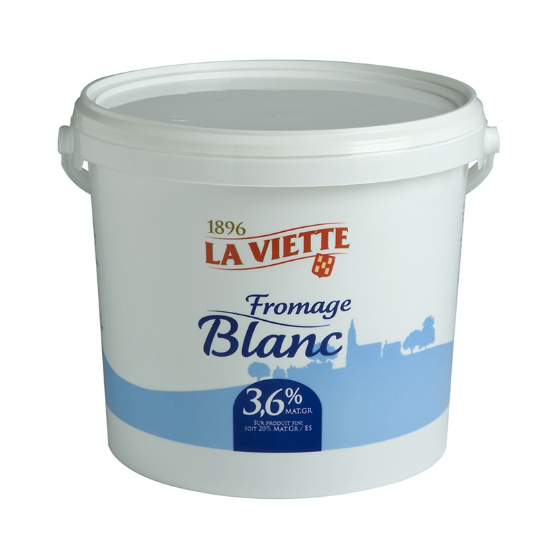 Fromage blanc 40% et 20% MG